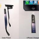 Utiliser des lunettes de soleil pour charger son téléphone, c'est possible!
