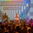 Concerts, célébrités et ambiance survoltée: ElevenParis fête ses 11 ans avec Opal