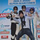 Cercle Optique et Invu sur le podium du Trophée Andros avec Nathanaël Berthon