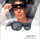 Invu Easyfit: l'ultra-polarisant ajustable aux lunettes de prescription