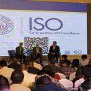 Iso: échange de bons procédés lors d'une conférence à Pékin
