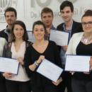 Les lauréats du 1er Bachelor Lunetier Créateur de l'Iso