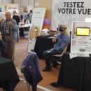 Journée Mondiale de la Vue: 2 opticiens organisent une action de prévention