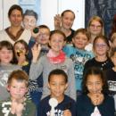Journée Mondiale de la Vue: Mont-Royal sensibilise les enfants au sein de son laboratoire