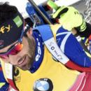 Equipé d'une monture Aéro de Julbo, Martin Fourcade a survolé les Championnats du monde