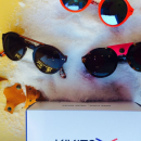 Kikies, les lunettes glacier personnalisables 100% Made in France