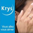 Miss France 2013 fait la promotion des lentilles de contact pour Krys