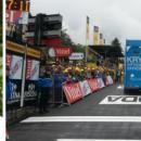 Krys, opticiens officiels du Tour de France: l'étape avec Jean Mallavergne et ses collaborateurs