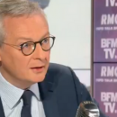 Évolution du chômage partiel: Bruno Le Maire apporte des précisions sur la prise en charge par l'État
