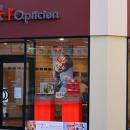 Pour éviter les contraventions à ses clients, un opticien a trouvé une idée originale