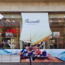 Lissac Kid's expose la nouvelle collection Façonnable pour les garçons dans son magasin Rivoli