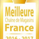 Qui est la « Meilleure Chaîne de Magasins » d'optique 2016/2017?