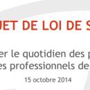 La profession ne sera pas réformée en profondeur par le projet de loi Santé de Marisol Touraine