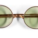 Les célèbres lunettes de soleil rondes de John Lennon mises aux enchères