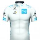 Krys: du bleu sur le maillot Blanc du Tour de France 2015
