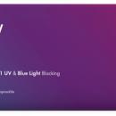 Cette lentille journalière assure une protection contre les UV et la lumière bleue nocive