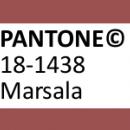 Tendance couleur 2015: le rouge Marsala à l'honneur!
