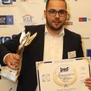 Un opticien Afflelou reçoit le trophée d'Ambassadeur du réseau