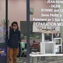 Un magasin d'optique aux allures de diner américain! Interview…
