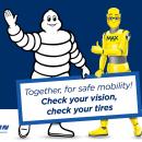 Essilor et Michelin en mode prévention pour le retour sur les routes