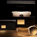 TV Reportage Mido 2012: Dolce e Gabbana dore ses solaires à l'or fin et ose la couleur