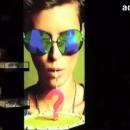 TV Reportage Mido 2012: Diesel et Marcolin présentent une collection optique haute en couleurs