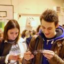 Les étudiants de Morez à la rencontre de la filière optique
