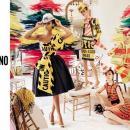 Moschino et Love Moschino arrivent chez Safilo