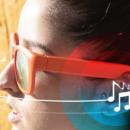 Des lunettes capables de téléphoner et de diffuser de la musique