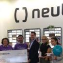 [Silmo] Neubau Eyewear reverse 1 500 euros à une association