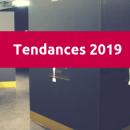 Tendances 2019: avant-garde, architecture et géométrie
