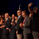 Photoreportage : Découvrez les lauréats des Silmo d'Or 2016…