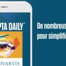 Novartis lance 2 applications mobiles gratuites consacrées aux pathologies ophtalmiques