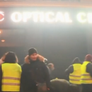 Dégradations à Paris: un magasin d'optique « totalement vandalisé »
