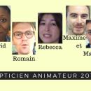 A vous de voter! Découvrez les vidéos des opticiens animateurs d'Acuité au Silmo 2017