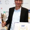 Arnaud Pezet (Krys), meilleur opticien coopératif de l'année 2017