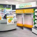 Optic&Price, nouvelle enseigne d'optique en pharmacie