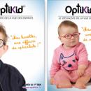 Optikid: une nouvelle campagne pour le spécialiste de l'enfant et un nouveau site internet
