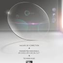 Be4ty+ HDQ, nouveau progressif individualisé conçu à partir de la technologie Qube d'Optiswiss