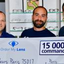 Une application gratuite de commande de lentilles pour fidéliser sa clientèle