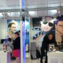 Photoreportage: Un record de visiteurs pour le salon optique de Hong Kong