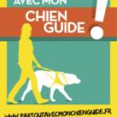 L'humour au cœur de la nouvelle campagne des Associations de chiens guides d'aveugles