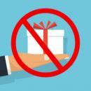Loi anti-cadeaux: vous serez concernés à partir du mois de juin 2020