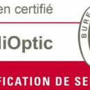 L'ensemble des Opticiens Mutualistes certifié « QualiOptic » par Bureau Veritas