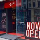 Ray-Ban implante son premier magasin à Paris