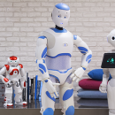 Un robot pour accueillir vos clients en magasin? Pourquoi pas!