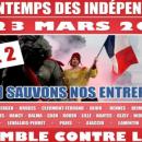 RSI: Manifestation des indépendants, acte 2!