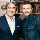 Safilo signe un contrat de licence avec David Beckham