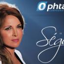 Hélène Ségara, égérie d'Ophtalmic Cie: interview et spots TV en avant-première sur Acuité!