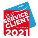 Et l'enseigne d'optique élue « Service client de l'année 2021 » est…